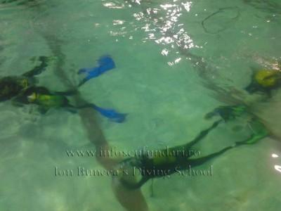 scufundari nebrevetati